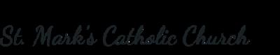 Saint Mark's Catholic Church Logo